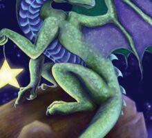 Dragon Star Sticker