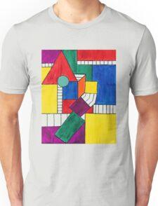 Facade Unisex T-Shirt