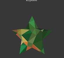 Gemstone - Kryptonite by Marco Recuero