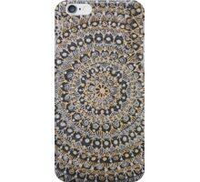 Metalic mandala 2 iPhone Case/Skin