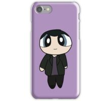 9th Doctor Powerpuff Style! iPhone Case/Skin