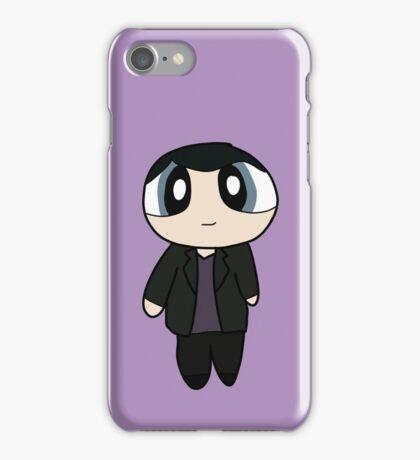 9th Doctor Powerpuff Style! iPhone Case/Skin