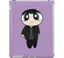 9th Doctor Powerpuff Style! iPad Case/Skin