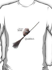 Tarsiers love Quidditch T-Shirt