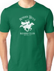 Rohan Hills Riders Club Unisex T-Shirt