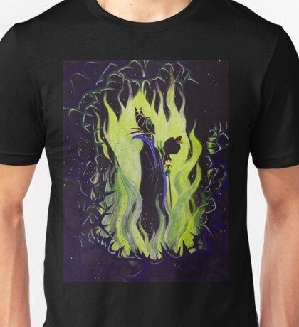 Dark Fire Unisex T-Shirt