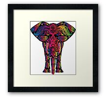 Everyone is unique !! Framed Print