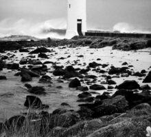 Port Fairy Lighthouse, Victoria, Aust Sticker