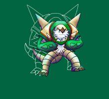 Grass Robot Chipmunk Unisex T-Shirt