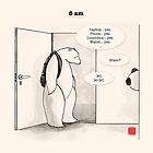 8am by Panda And Polar Bear
