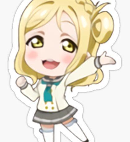 Ohara Mari Chibi Sticker