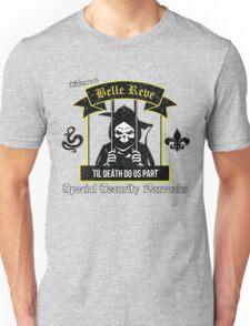 Belle Reve Til Death Do Us Part Unisex T-Shirt