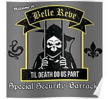 Belle Reve Til Death Do Us Part Poster