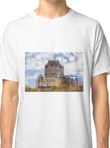 Chateau Frontenac Classic T-Shirt