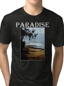 Paradise Found Tri-blend T-Shirt