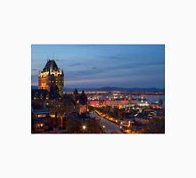 Quebec City Lights Unisex T-Shirt