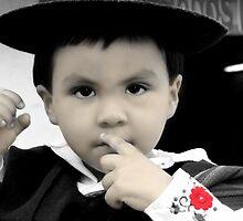 Cuenca Kids 449 by Al Bourassa