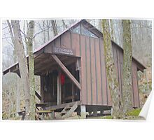 Kay Wood Shelter - Appalachian Trail Poster