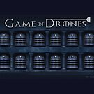 Game of Drones by ToneCartoons