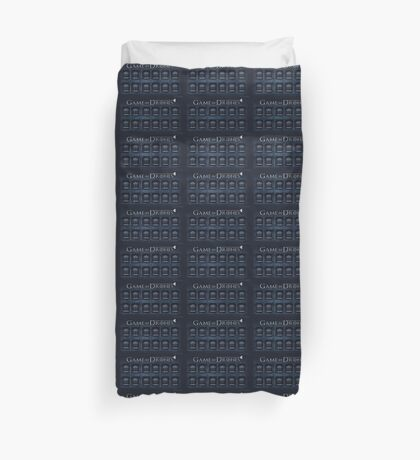 Game of Drones Duvet Cover