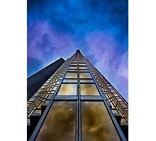 To Infinity and Beyond 2 at No 200 Bay St Toronto Canada Photographic Print