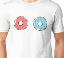 Donut touch my titties Unisex T-Shirt