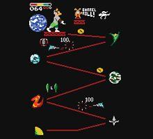 Do A Barrel Roll (Star Fox / Donkey Kong mashup) Unisex T-Shirt