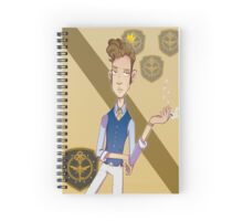 Eliot Waugh (The Magicians) Spiral Notebook