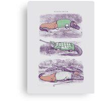 Golf Buddies Canvas Print