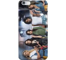 fifth harmony jimmy kimmel live work from home iPhone Case/Skin