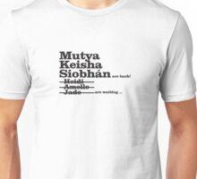 MKS are back. Unisex T-Shirt