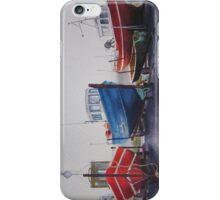 Fishing Boats at Blacksod iPhone Case/Skin