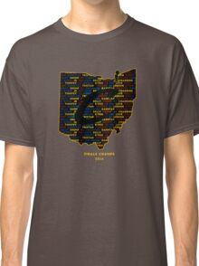 Cavs Finals Champs (Multicolor) Classic T-Shirt