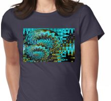 Shells Womens Fitted T-Shirt