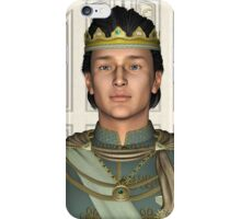 Prince in Fairytale Palace iPhone Case/Skin