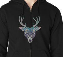Noble Heart Zipped Hoodie
