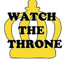 Watch the Throne by kobe reynders-hoskins