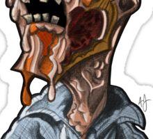 Steve West (The Incredible Melting Man) Sticker
