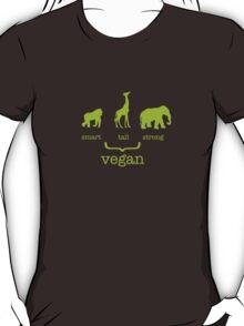 vegan strong T-Shirt