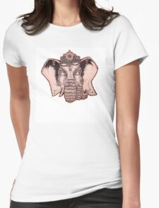 Sepia Womens Fitted T-Shirt