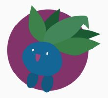Oddish - Basic by Missajrolls