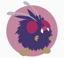 Venonat - Basic by Missajrolls