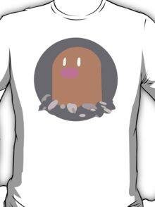 Diglett - Basic T-Shirt