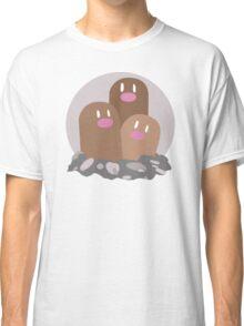 Dugtrio - Basic Classic T-Shirt