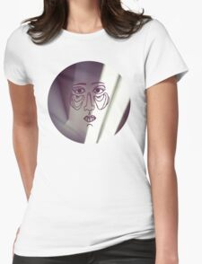 Mia Womens Fitted T-Shirt