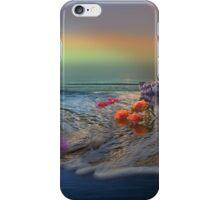 Tidal Flowers iPhone Case/Skin