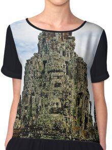 Bayan Temple - Cambodia Chiffon Top