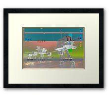 landofree Framed Print
