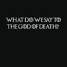 God of Death by GeorgioGe
