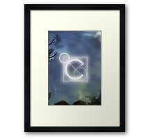 Codex Entertainment llc Logo Framed Print